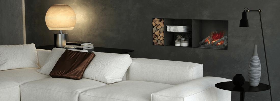 maisonFire – Caminetto ad acqua incasso 120