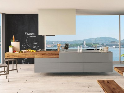 Kitchen-frontale