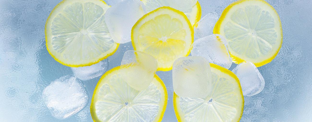 Ghiaccio e limone