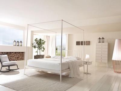 Urbino letto baldacchino - four posted bed