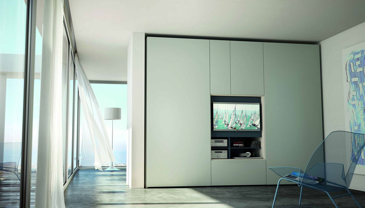 Caccaro Armadio Flat TV