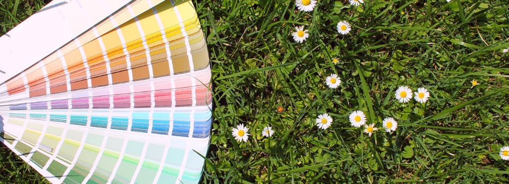 Colori e primavera