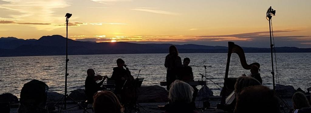 Concerto d'estate all'alba