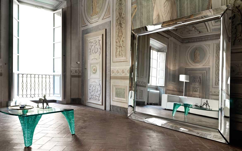 Fiam Caadre Specchio Philippe Starck