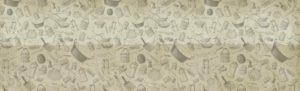 Inkiostro Bianco Carta Parati CS1304