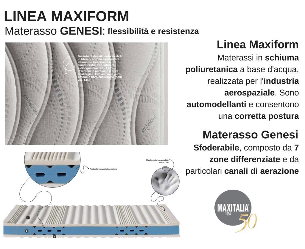 Materasso Maxitalia Genesi