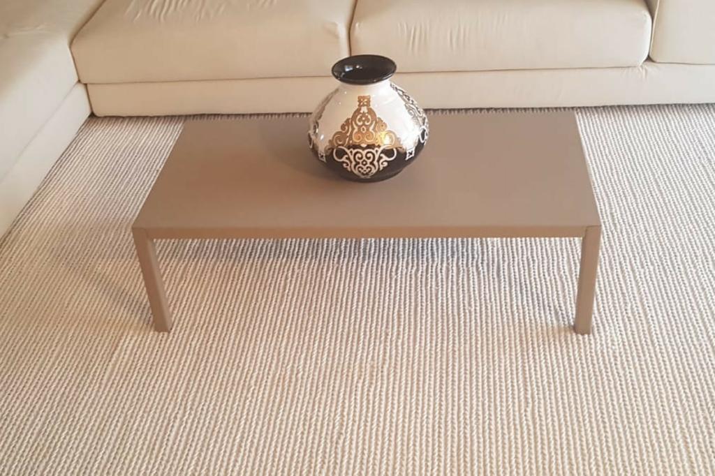 Pianca Tavolino Mono Pelle