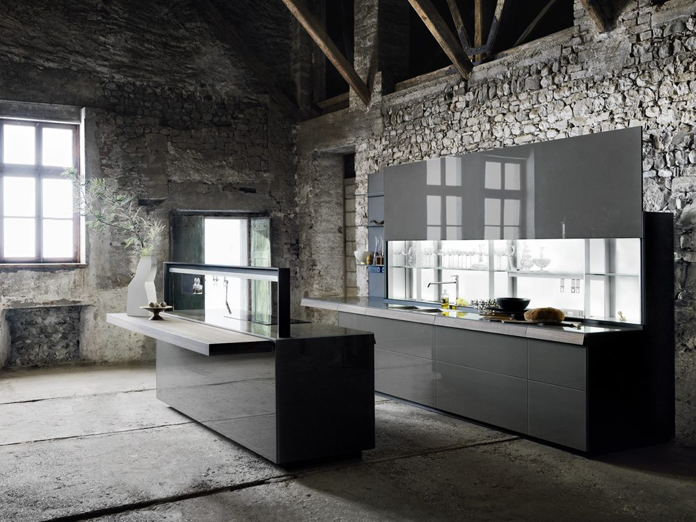 Valcucine Cucina Genius Loci 01